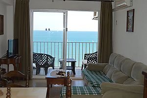 Apartment with 2 bedrooms and view to the sea